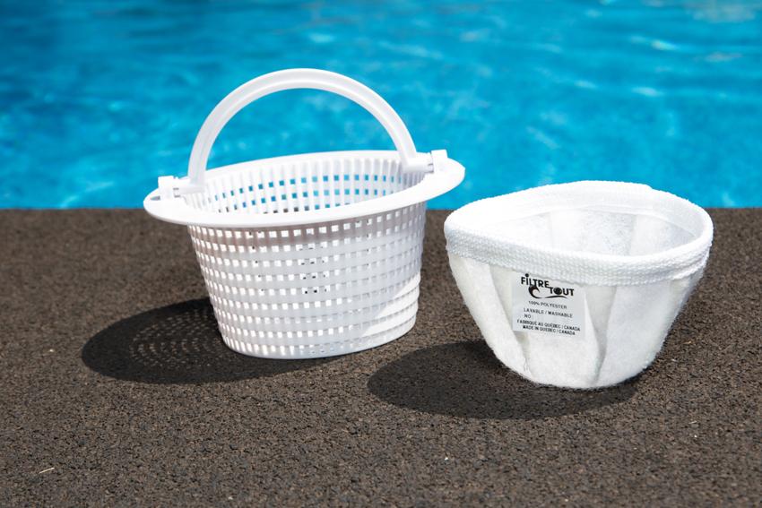 Filtre d 39 cumoire e1016 pour piscine hors terre filtre tout - Nettoyer piscine hors terre ...
