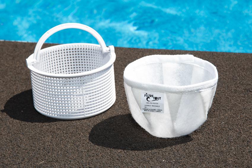 Filtre d 39 cumoire e1096 pour piscine hors terre filtre tout - Nettoyer piscine hors terre ...