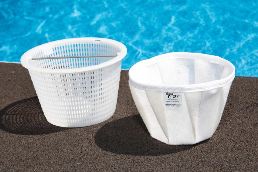 Filtre d 39 cumoire e1631 pour piscine creus e pour panier for Panier piscine filtre