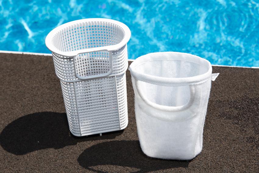 Filtre de pompe p1500 pour piscine hors terre pour panier for Panier pompe piscine